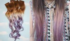 dirty blond hair with dip dye - Google Search