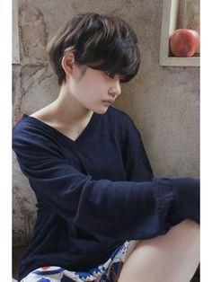 【+~ing 】 This is a ~ing compact short 【畠山竜哉】 - 24時間いつでもWEB予約OK!ヘアスタイル10万点以上掲載!お気に入りの髪型、人気のヘアスタイルを探すならKirei Style[キレイスタイル]で。