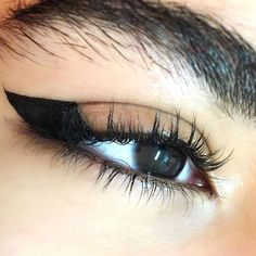 @MACCosmeticsMiddleEast has landed on Instagram! Follow us for inspirational and unique behind the scenes content, artistry, colour and trend. This captivating eyeliner look was designed by M·A·C Trainer @samaayaa using Fluidline in Blacktrack applied with 210 Brush and Liquid Eye Liner in Boot Black. #MACCosmeticsME #MyArtistCommunity_ME