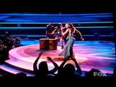 Naima Adedapo, Dancing in the street, American Idol, Motown,