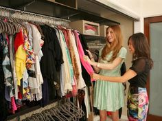 List of 50 pieces that will transform your closet...things to look for when shopping :)