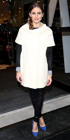 Olivia Palermo At The Opening Of Liverpool's Harvey Nichols Beauty Bazaar