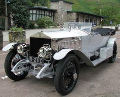 1914 Rolls Royce Alpine Trial Portholme Tourer