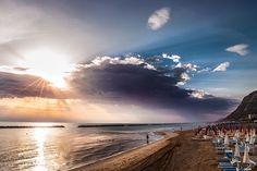 Pesaro beach by Giacomo Terracciano