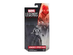 Hasbro Disney Marvel Marvel Legends 3.75 Series: Wave #2 Armored Spider-Man Action Figure 3.75 Inches Tall in Box Hasbro, Disney & Marvel 2016 http://www.amazon.com/Marvel-Legends-3-75in-Armored-Spider-Man/dp/B011YZD394/ref=sr_1_1?s=toys-and-games&ie=UTF8&qid=1461443140&sr=1-1&keywords=Marvel+Legends+Series+3.75in+Armored+Spider-Man