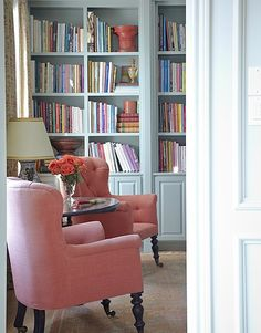 ☆Home Office and Library