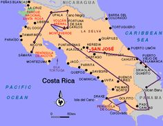 costa rica mountain ranges My next trip and the Feel More Alive