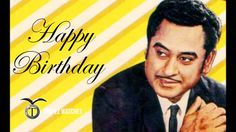 A Tribute to Legend !. Happy Birthday Kishore Kumar – an actor, singer, lyricist, composer, producer, director, screenplay writer and scriptwriter full on energy and wonderful zest for life.