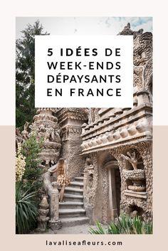 Road Trip France, Weekend France, France Travel, France Destinations, Road Trip Destinations, Best Vacation Spots, Best Vacations, Places To Travel, Places To Visit