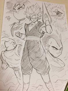 Dessin : Bejitto fusion Potala -どらまに(旧:ドラゴンマニア) Twitter