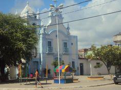 Linda a Igrejinha de Nossa Senhora do Pilar na Praia do pilar