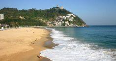 Playa de Ondarreta ( san sebastian )
