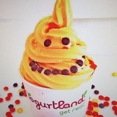 "@yogurtland831's photo: ""So good, it's scary. #HappyHalloween #Yogurtland We close a little early so you can enjoy some trick or treats. Close at 5pm today."""