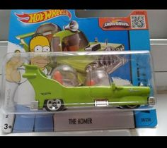Hot Wheels The Homer