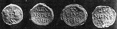 Alexandre III (pape), sceaux de Bulle pontificale -Il se réfugie en France à partir de 1162. Il arrive le 11 avril à Maguelone puis Montpellier. Au mois de juin il se dirige à travers le Massif central. Il est ainsi reçu à Alis, Mende et Le Puy avant d'arriver à Clermont le 14 aout. Il reçoit dans cette ville le roi d'Angleterre. Puis il se dirige vers Tours où il passe les fêtes de Noël. L'année 1163 il réside tantôt à Tours tantôt à Paris. Il jouit de la protection de Louis VII de France.