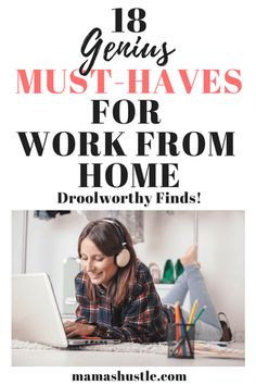 18 Cheap Things You Must Have If You Work from Home