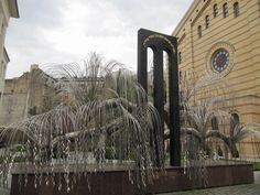 arbol de la vida de la Gran Sinagoga de Budapest