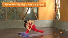 81. Fitness Yoga - Tonificar piernas | Clase de Fitness Yoga para un nivel avanzado con el objetivo de tonificar y fortalecer las piernas, ayudándonos de la fuerza del abdomen para mantener el equilibrio y las posturas. Necesitarás dos bloques de yoga para alcanzar las posturas. Namaste.