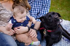 Doggies are family too! || Photo by Mykala Rae Photography || MykalaRae.com