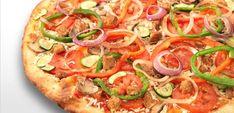 Pizza de post cu ciuperci Healthy Pizza, Vegan Pizza, Vegetarian Pizza, Healthy Gluten Free Recipes, Vegan Recipes, Vegan Cheese, Daiya Cheese, Vegan Foods, Healthy Foods