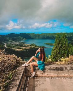 San Miguel Island, Azores, Portugal Travel, What A Wonderful World, Travel Aesthetic, Plan Your Trip, Lisbon, Travel Guides, Wonders Of The World