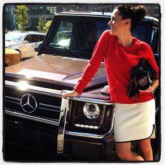 I'm not going to lie. I've got a girl crush on Garance. Scott Schuman, Street Trends, My Essentials, Mix, Fashion Editor, Ikon, Girl Crushes, Short Hair Styles, Style Inspiration