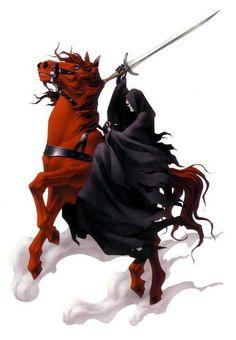 Red Rider - Shin Megami Tensei Nocturne