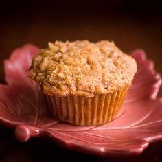 Banana Crumb Muffins Allrecipes.com