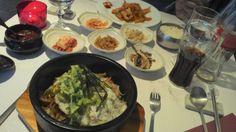 Bibimbap chaud au bœuf / Shin Jung - Paris 15 #coréen (avis restau complet sur le blog)
