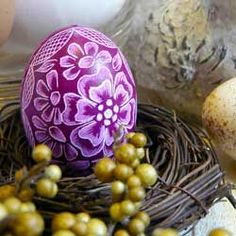 Easter in Lithuania:  Velykos