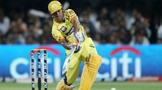 The great Dhoni helicopter shot :)