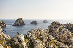 pointe de Penhir et le tas de poisBienvenue sur le site de l'Office de Tourisme de Camaret sur Mer