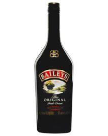 Licor Baileys Original Irish Cream - R. bailey co. Baileys Irish Cream, Baileys Original Irish Cream, Whiskey Cream, Gin Making Process, Tequila, Licor Baileys, Martini, Cocktail Shaker, Colorful Cocktails