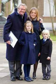 Jamie Blandford (Jamie Spencer-Churchill), Duke of Marlborough and family attend a service of thanksgiving for the life of his father John Spencer-Churchill, 11th Duke of Marlborough at The Guards Chapel, Wellington Barracks on 04.02.2015 in London, England. John Spencer-Churchill, 11th Duke of Marlborough died aged 88 on October 16, 2014.