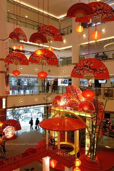 In less than a week, Chinese all over the world will be celebrating the Spring Festival (春节).  The Horse will be taking centre stage this year and will reign for the next 12 months. Shopping malls …