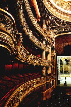 Opéra National de Paris by Patrick Cheah