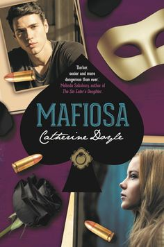 #CoverReveal: Mafiosa - Catherine Doyle, UK