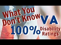 What You Don't Know About Your VA Disability Rating - The Veteran Claims Expert Military Disability, Va Disability, Veterans Discounts, Military Discounts, At Home Workout Plan, At Home Workouts, Disabled Veterans Benefits, Disability Application, Co Marketing