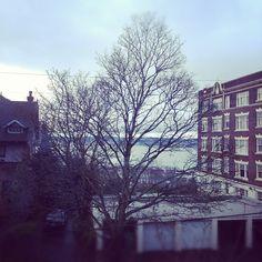 View of Queen Anne - Seattle #QueenAnne #Seattle