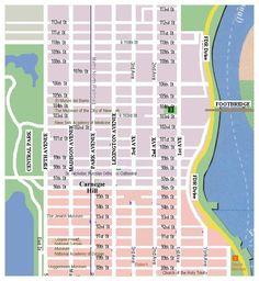printable+shopping+map+of+new+york+city | New York City Street Map Printable
