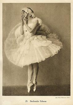 Anna Pavlova, Dying Swan