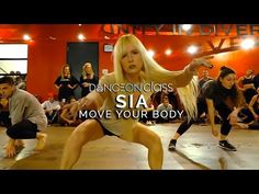 Sia - Move Your Body | Nika Kljun Choreography | DanceOn Class - YouTube