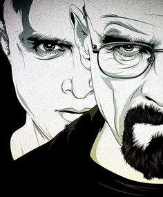Fan art: If you love Breaking Bad you'll love these 25 wonderful illustrations and digital paintings