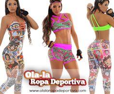 Diseñamos un estilo de vida a través de la Moda y el Deporte....OLA-LA ropa deportiva!  ¡Escoge el tuyo!  http://www.ola-laropadeportiva.com  #Conjuntosdeportivos #Leggins #Tops #Enterizos #Deporte  #Colombia
