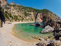 Kerkyra island(Corfu)-Secret beach