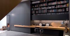 Smart solutions to stay organized. Dazzling shelves, desk, and library all in one. In our modern world space is often a luxury especially in metropolitan cities…