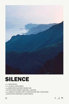 Silence alternative movie poster