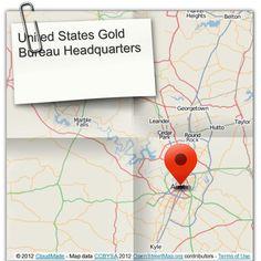 We have been found! http://www.usgoldbureau.com