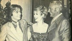 Shirley Jones, Jack Cassidy, and David Cassidy Beautiful Celebrities, Beautiful Men, Tv Icon, Shirley Jones, All In The Family, First Crush, David Cassidy, Pop Group