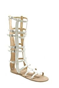 CALF GLADIATOR SANDAL- Mr Price
